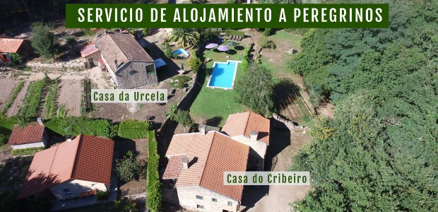 Alojamiento a peregrinos camino portugues Porriño, redondela y Tui